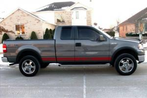 2007 Ford F-150 XLT supercab 5.4 v8 4x4