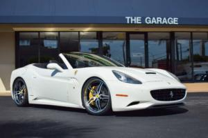 2011 Ferrari California 2dr Convertible