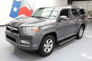 2011 Toyota 4Runner SR5 SUNROOF HTD LEATHER 3RD ROW