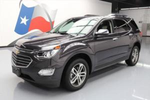 2016 Chevrolet Equinox LTZ AWD HTD LEATHER REAR CAM