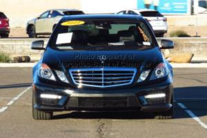 2011 Mercedes-Benz E-Class 4dr Sedan E63 AMG RWD