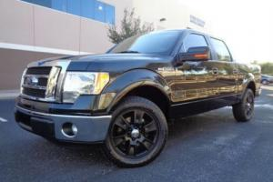 2012 Ford F-150 Lariat Photo