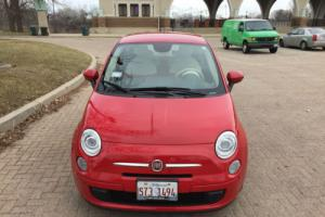 2013 Fiat 500 2 Door Hatchback Pop