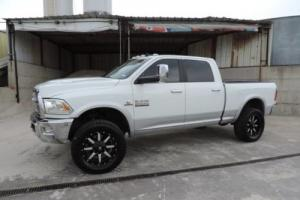 2013 Ram 2500 Laramie 4x4 Loaded 6 Speed Manual Rare!!!!!