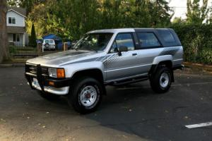 1987 Toyota 4Runner Other,Pickup, 4x4, SR5, SUV, 1st Gen, 4-Runner,EFI