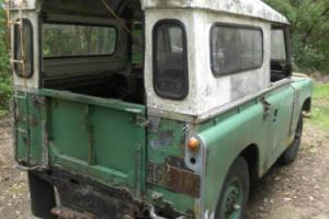 landrover series 4cly no reserve