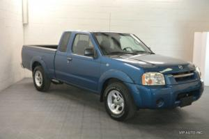 2002 Nissan Frontier XE King Cab I4 Automatic Photo
