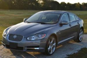 2009 Jaguar XF Supercharged 4dr Sedan