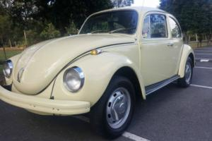 Volkswagen Beetle VW Super Beetle 1600 Bug Cruiser Kombi Twin Port Classic 1971