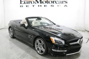 2013 Mercedes-Benz SL-Class 2dr Roadster SL63 AMG Photo