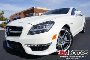 2013 Mercedes-Benz CLS-Class 2013 CLS63 AMG CLS Class 63 Sedan