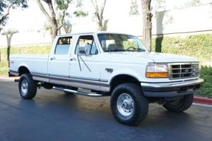 1997 Ford F-350 136k MILES ~ POWER STROKE 7.3L DIESEL 4x4
