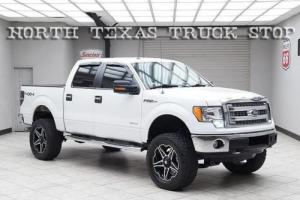 2013 Ford F-150 XLT 3.5L Ecoboost LIFTED 20s TEXAS TRUCK