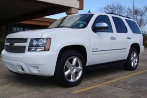 2011 Chevrolet Tahoe LTZ 4x2 4dr SUV SUV 4-Door Automatic 6-Speed