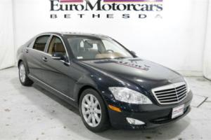 2008 Mercedes-Benz S-Class S550 4dr Sedan 5.5L V8 4MATIC