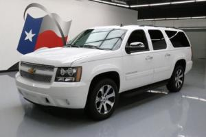 2014 Chevrolet Suburban LT 7-PASS SUNROOF NAV DVD 20'S