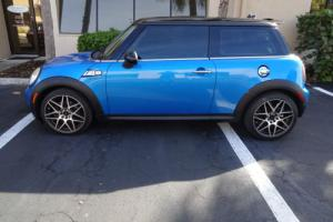 2010 Mini Cooper S  6 speed
