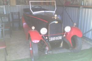 1927 Citroen B14 tourer project. Perfect Start for a hotrod. Central Victoria