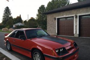 1986 Ford Mustang 2 DOOR | eBay