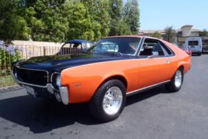 1968 AMC AMX AMX 390 Photo