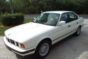 1989 BMW 5-Series 535I Photo
