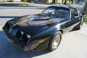 1981 Pontiac Trans Am 4.9L V8 TURBO TRANS AM COUPE