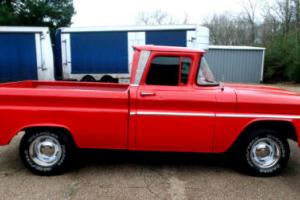 1963 Chevrolet C-10 C-10 1500 V8 SHORT BOX FLEETSIDE CHEVY TRUCK GMC
