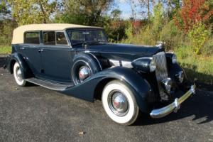 1937 Packard 1502 Convertible Sedan