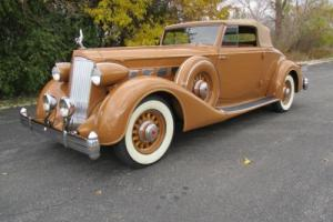 1936 Packard 1404 Super Eight Coupe Roadster