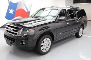 2013 Ford Expedition LIMITED EL 7-PASS SUNROOF NAV