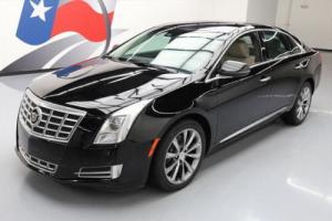 2013 Cadillac XTS LUX  PANO SUNROOF NAV REAR CAM Photo
