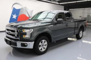 2015 Ford F-150 SUPERCAB 6-PASS ALLOY WHEELS