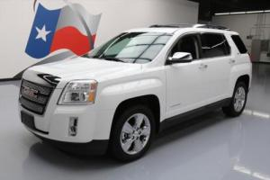 2015 GMC Terrain SLT-2 LEATHER SUNROOF NAV REAR CAM