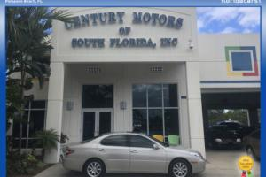 2002 Lexus ES Auto Leather Navigation SunRoof Non-Smoker AC FWD