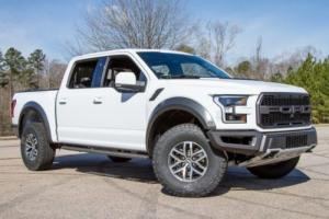 """2017 Ford F-150 4WD SuperCrew 145"""" WB Raptor 802A 3.5 EcoBoost"""