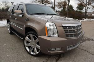 2007 Cadillac Escalade AWD LUXURY-EDITION