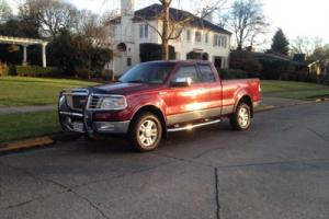2004 Ford F-150 EXTEND CAB