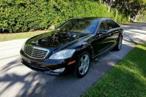 2009 Mercedes-Benz S-Class Photo