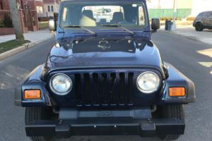 2006 Jeep Wrangler Photo