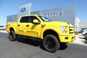 2016 Ford F-150 Lariat Photo