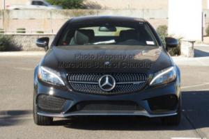 2017 Mercedes-Benz C-Class AMG C 43 4MATIC Coupe