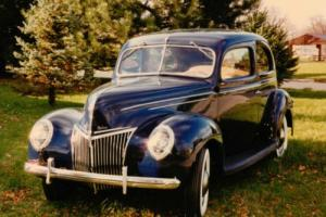 1939 Ford Other 2 Door Sedan