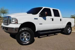 2005 Ford F-350 BULLET PROOF'D POWERSTROKE DIESEL
