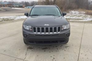 2017 Jeep Compass Photo