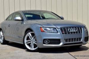 2009 Audi S5 quattro AWD 2dr Coupe 6A Coupe 2-Door V8 4.2L