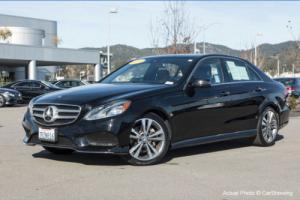 2016 Mercedes-Benz E-Class CERTIFIED 2016 MB E350  LOADED
