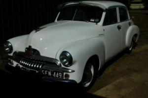Fj holden special sedan 1954