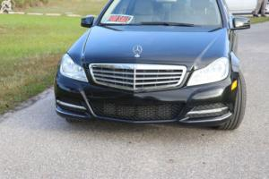 2012 Mercedes-Benz C-Class Photo