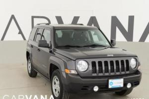 2016 Jeep Patriot Patriot Sport