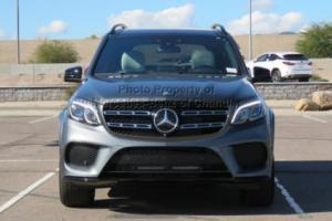2017 Mercedes-Benz GLS GLS 550 4MATIC SUV Photo